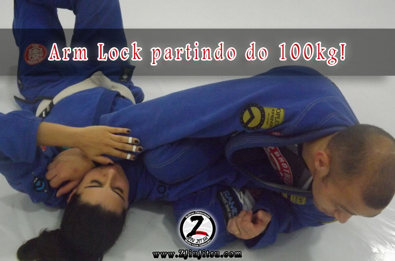 Arm Lock partindo do 100kg